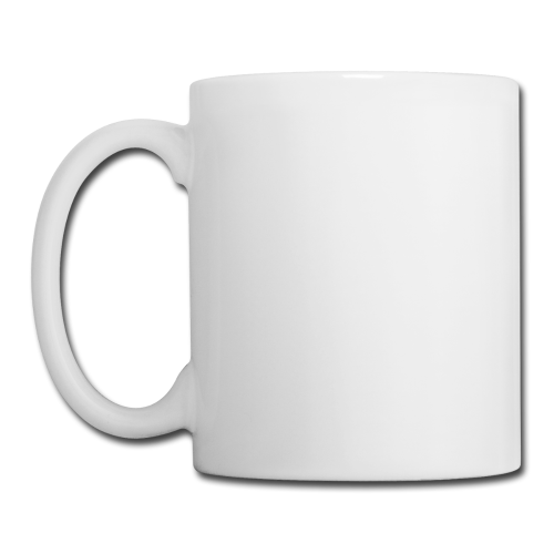 White Panoramic Mug